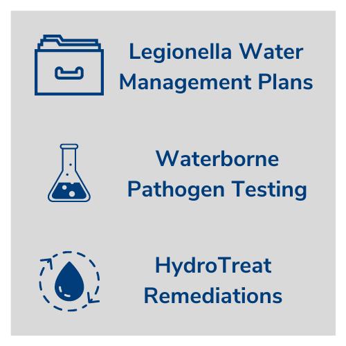 Legionella Water Management Plans