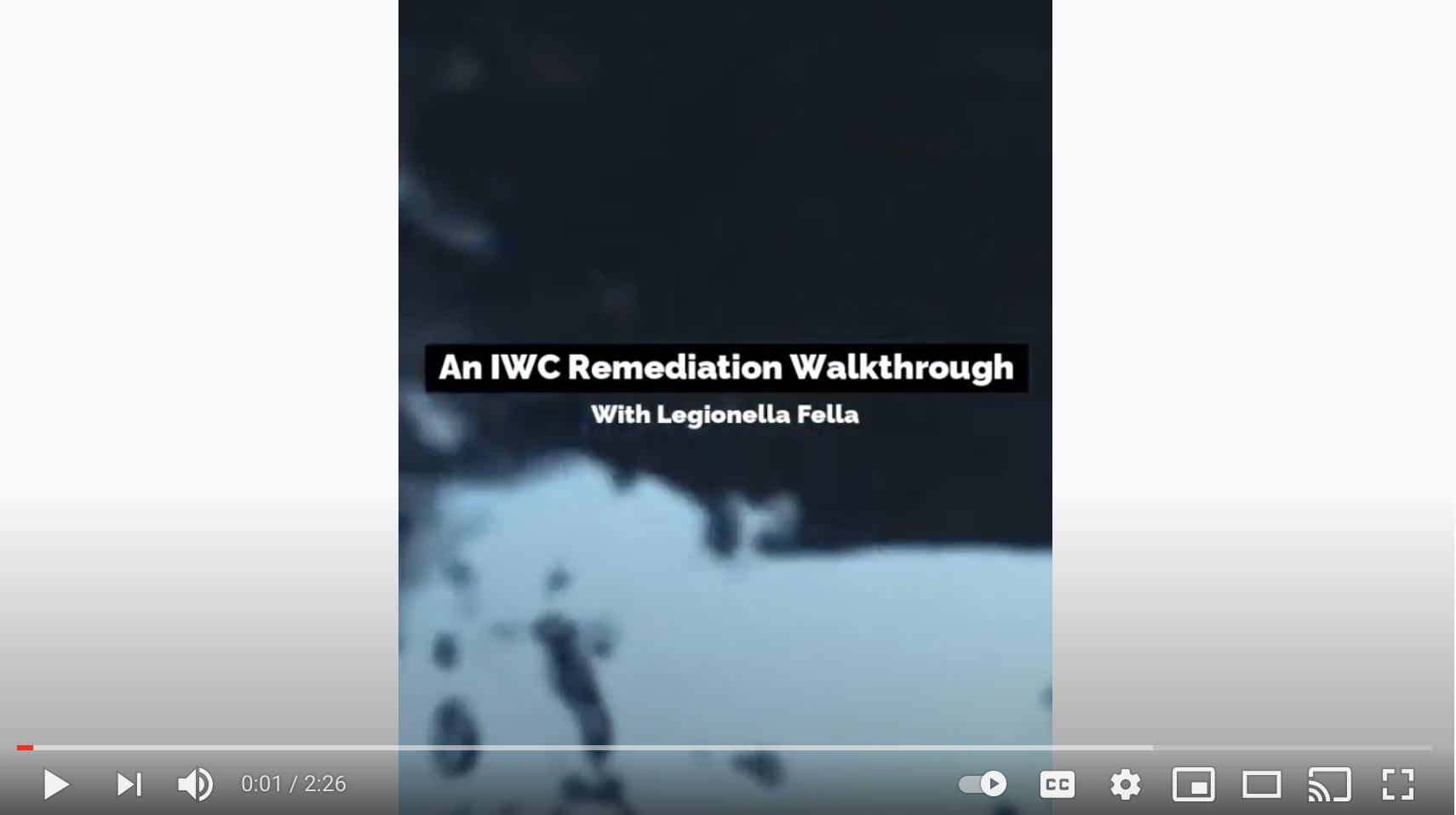 Remediation Walkthrough