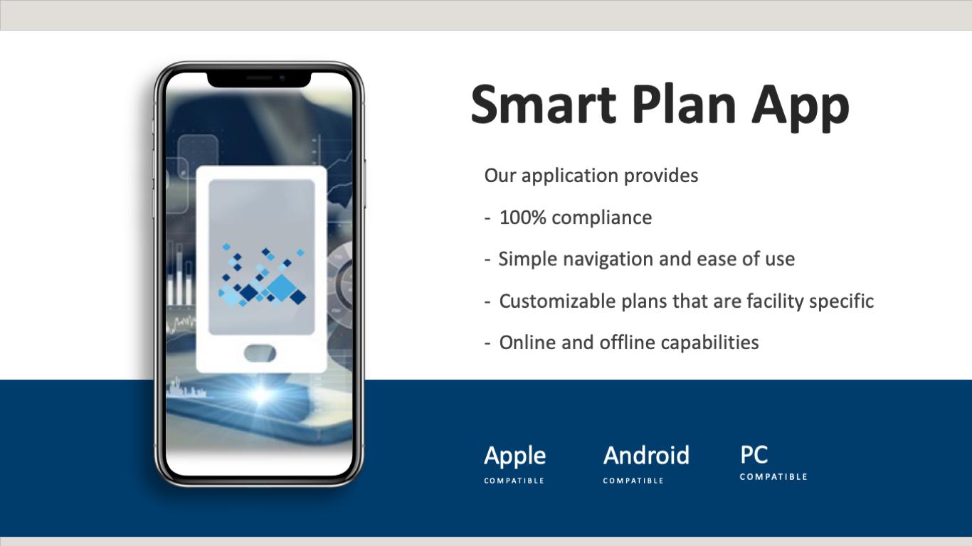 Smart Plan App Web Graphic