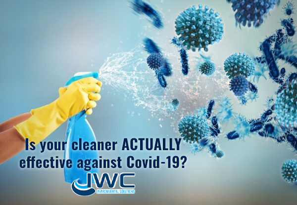 Validating Covid-19 Cleaning Procedures